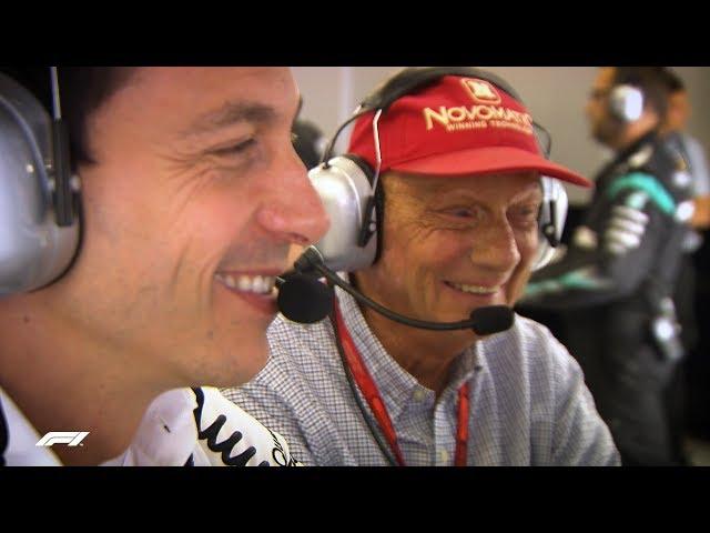 Toto Wolff Remembers Niki Lauda