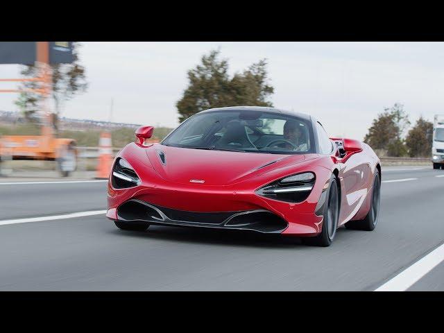 Top 5 McLaren 720S Features! [Auto Focus Ep. 4]
