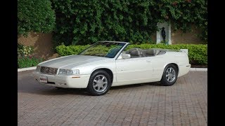 2000 Cadillac Eldorado Convertible @ www.NationalMuscleCars.com National Muscle Cars