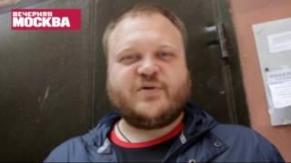 """Я на канале """"Вечерняя Москва"""""""
