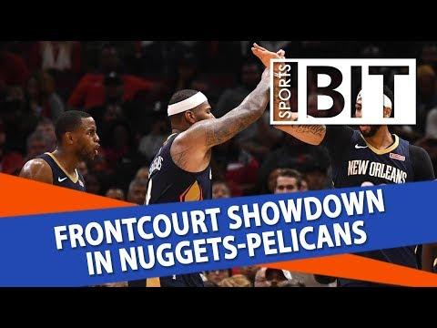 Denver Nuggets at New Orleans Pelicans | Sports BIT | NBA Picks