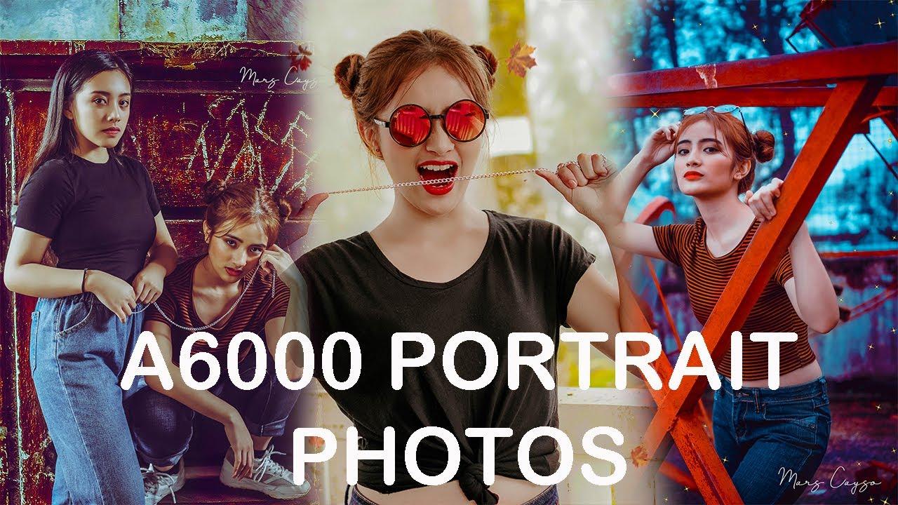 SONY A6000 PORTRAIT PHOTOS | SONY 35mm f1.8