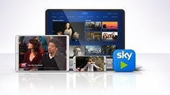 How to sign up to Sky Go