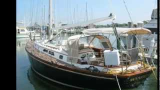 Sold: Windermere - 1993 44' Mason Cruising Sailing Yacht - Annapolis Maryland (Walczak Yachts)