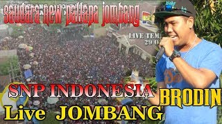 Video LIVE JOMBANG TERBARU - SAUDARA NEW PALLAPA INDONESIA - BRODIN download MP3, 3GP, MP4, WEBM, AVI, FLV November 2018