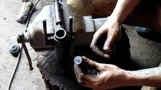 Как самостоятельно отремонтировать наконечники рулевих тяг !1