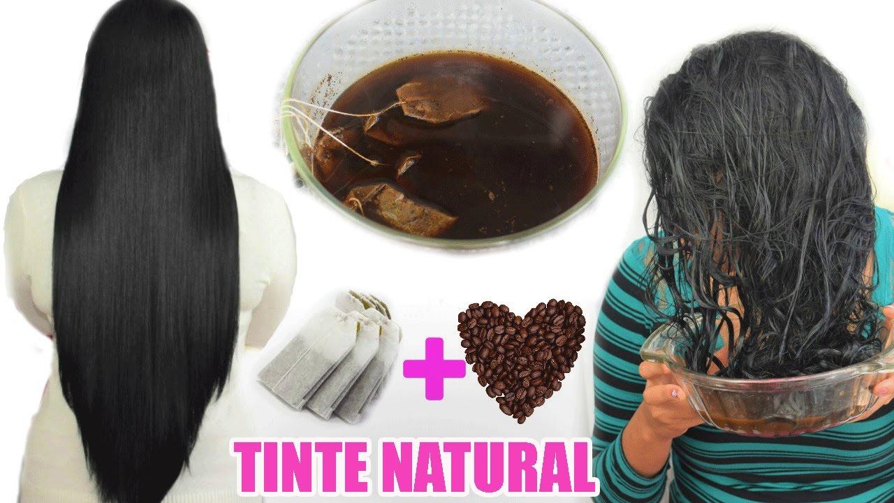 Tinte natural y casero para cubrir las canas y pintar el - Tinte para pintura ...