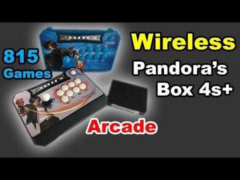 ✅  Wireless Pandora