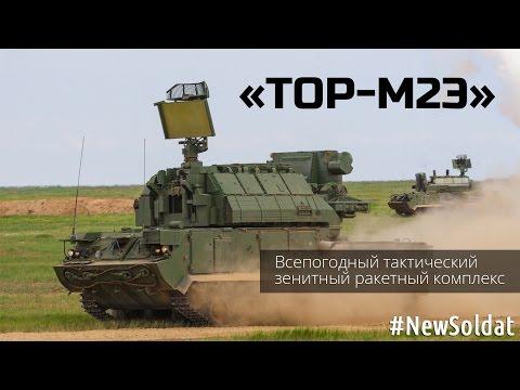 Тор-М2Э / SA-15 Gauntlet