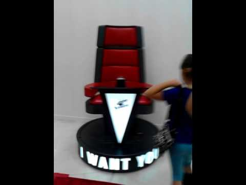 The Voice Chair !