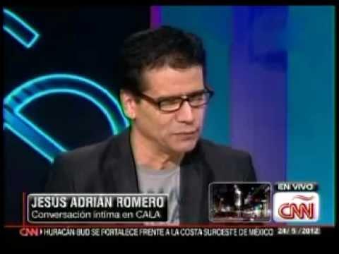 JESUS ADRIAN ROMERO EN CALA ENTREVISTA 24-5-2012