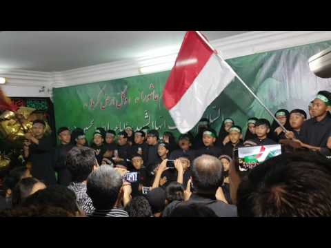 Indonesia 9 muhara.ul.haram night  jakarta islamic culture center ICC 13/10/2016