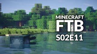 Minecraft FTB - Biopaliwo! - S02E11