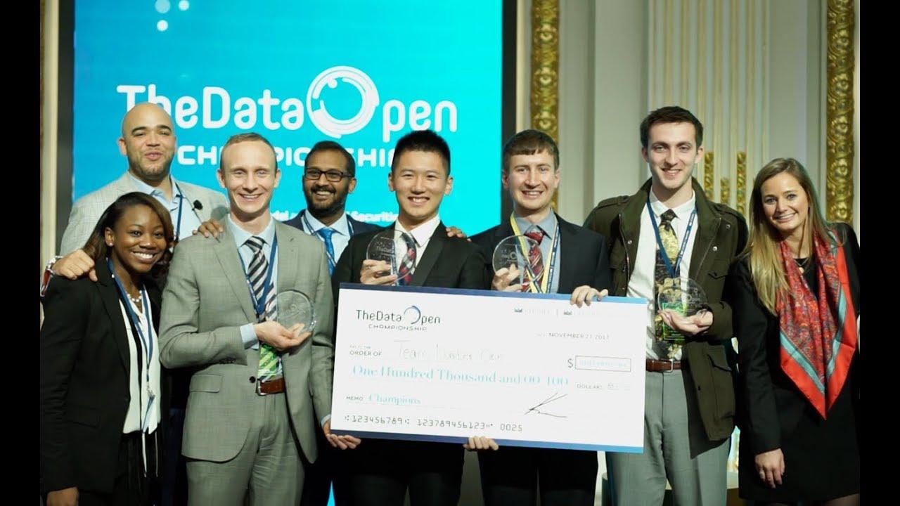 The Data Open Championship