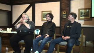 Did Jesus Exist? Dr. Robert M Price, Dr. Richard Carrier, David Fitzgerald Interview Part 1