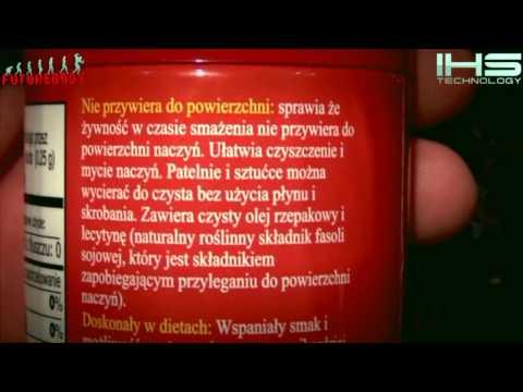 Łukasz Kazimierczak - Oli-Oli pomocny w przygotowywaniu dietetycznych potraw.