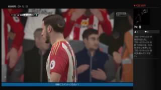 群雄割拠のプレミアリーグに殴り込む FIFA17 サンダーランドキャリア実況  #10 thumbnail