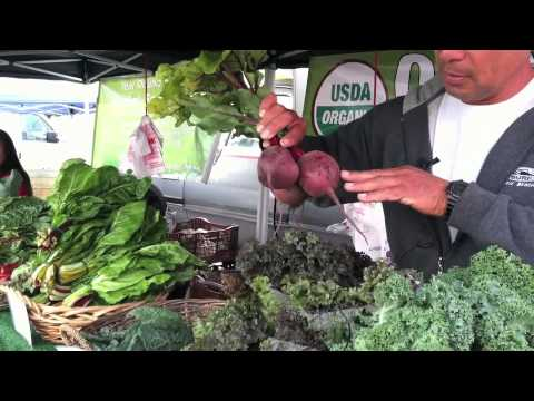 How to know if produce is organic