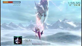 """【アーウィンFXでハンター】 スターフォックスゼロ Retro Arwing gameplay """"Hunter"""" Star Fox Zero"""