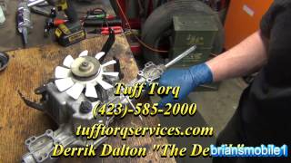 Part 2 John Deere L-Series Transmission Repair Rebuild Parts Req'd