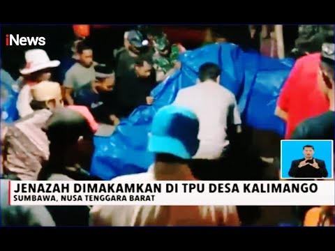 Jasad Wanita Termutilasi Dalam Kulkas Dimakamkan, Pelaku Belum Ditangkap - INews Siang 05/01
