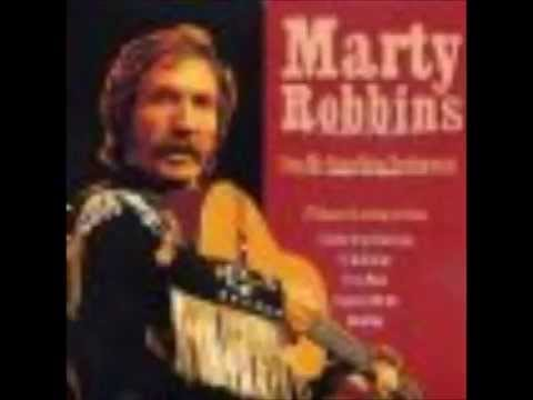 SAN ANGELO-------MARTY ROBBINS