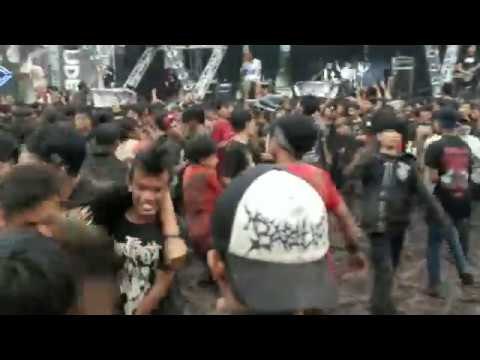Kashmir - Revenge The Fate LIVE @SonicFair 2017