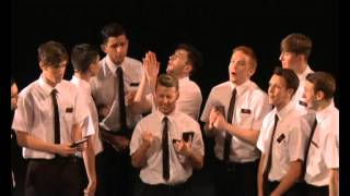 Book of Mormon Hello & Two by Two- Performers College