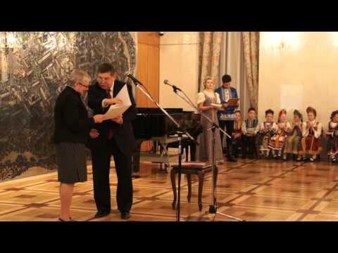 """Юбилейный концерт ансамбля """"Россиянка"""""""