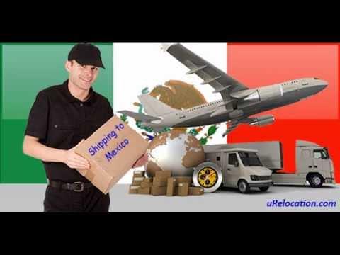 Shipping to Mexico