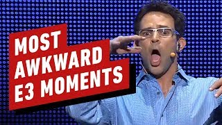 7 of the Most Awkward E3 Moments
