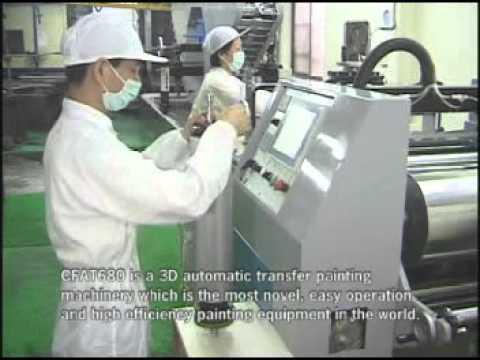 Water Transfer Printing Machinery Equipment - Automatic Way