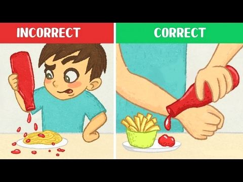 Thumbnail: 19 FOOD HACKS THAT WILL BLOW YOUR MIND