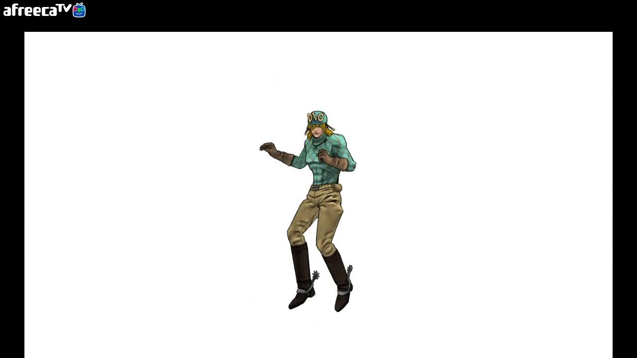 [MMD JOJO] dancing to specialist (Diego Brando)