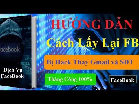 cách lấy lại nick facebook bị hack email - Cách Lấy Lại Facebook Bị Hack Đổi Email Và SĐT Mới Nhất 2021 #laylaifb #moFB #mokhoaFBfree #free