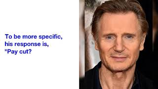 Video Liam Neeson Says Pay Gap Is 'Disgraceful' But Won't Take A Pay Cut download MP3, 3GP, MP4, WEBM, AVI, FLV Juli 2018