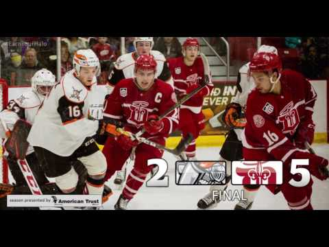 Fighting Saints vs Omaha - February 24, 2017