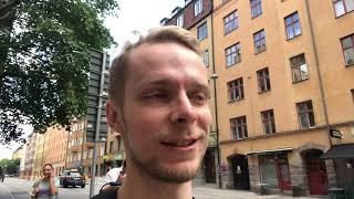 Vlog 04 - Простыл, Шведская медицина, Курс по программированию / Видео