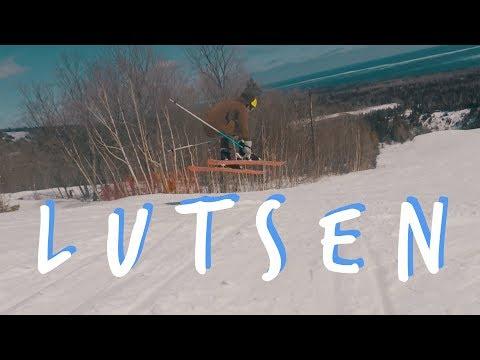 SKIING IN LUTSEN, MN   4K GoPro Ski Edit