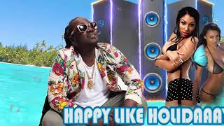 I-Octane - Holiday (Official Lyric Video 2019)