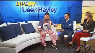 Live With Lee & Hayley: Donnie Baker