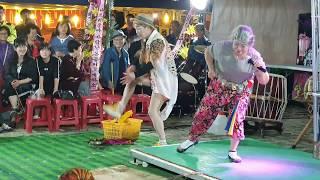 달봉이 공연단 영천한약축제 ㅡ천사모ㅡ
