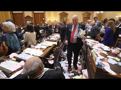 VIDEO - 2018 GA General Assembly wraps up their legislative session
