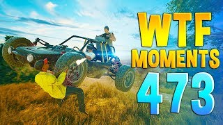 PUBG Daily Funny WTF Moments Highlights Ep 473