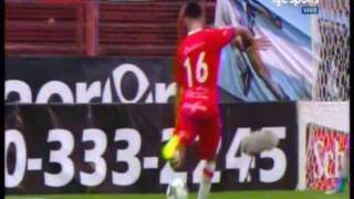 Argentinos Jrs 1 Gimnasia de Jujuy 0 (Relato Adrian di Blasi)  Torneo Nacional B 2017
