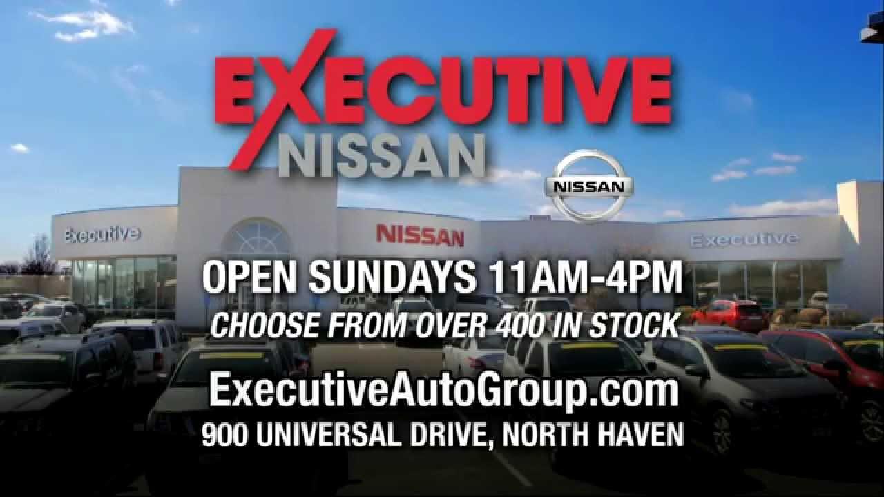 Executive Auto Group: Executive Nissan Hot Summer Deals (Su0026R)