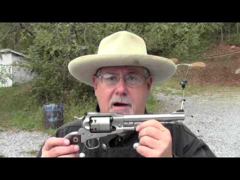 Ruger Old Army Powder Projectile Test  Part 6