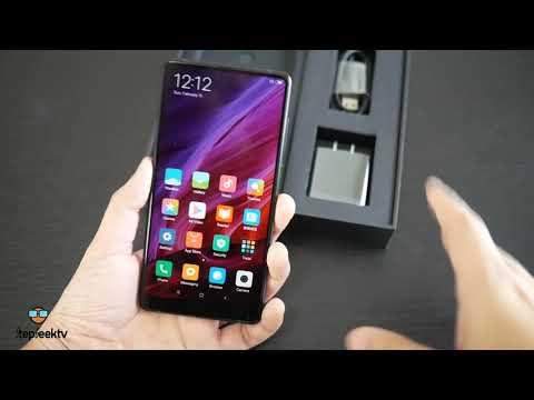 แกะกล่อง Xiaomi Mi Mix 2 สวย กระชับมือ กว่าที่เคยจริงๆเหรอ ?