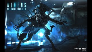 Aliens: Colonial Marines ALL QUEEN Scenes