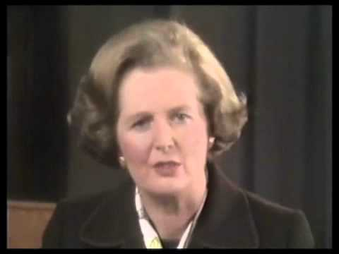 Maggie 1979 Political Broadcast